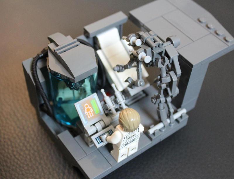 LEGO Star Destroyer