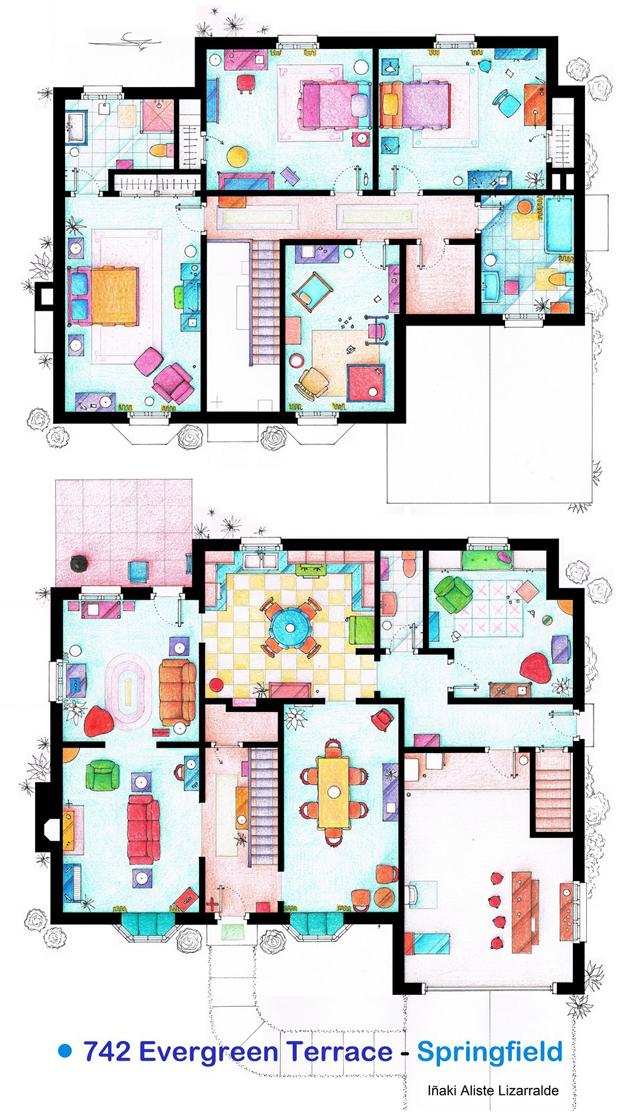 house_of_simpson_family___both_floorplans_by_nikneuk-d5tzvau