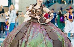 Xena: Disney Warrior Princess Cosplay