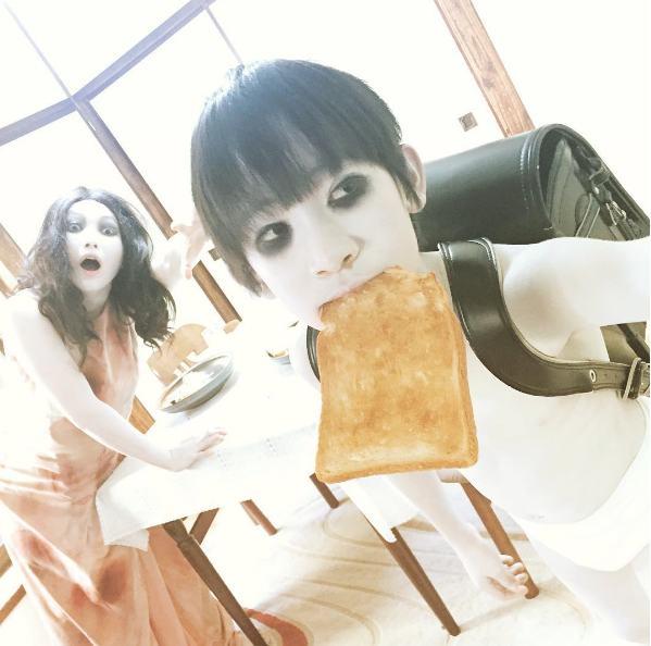 Kayako instagram photos