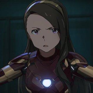 CAPTAIN AMERICA: CIVIL WAR Anime Art Series