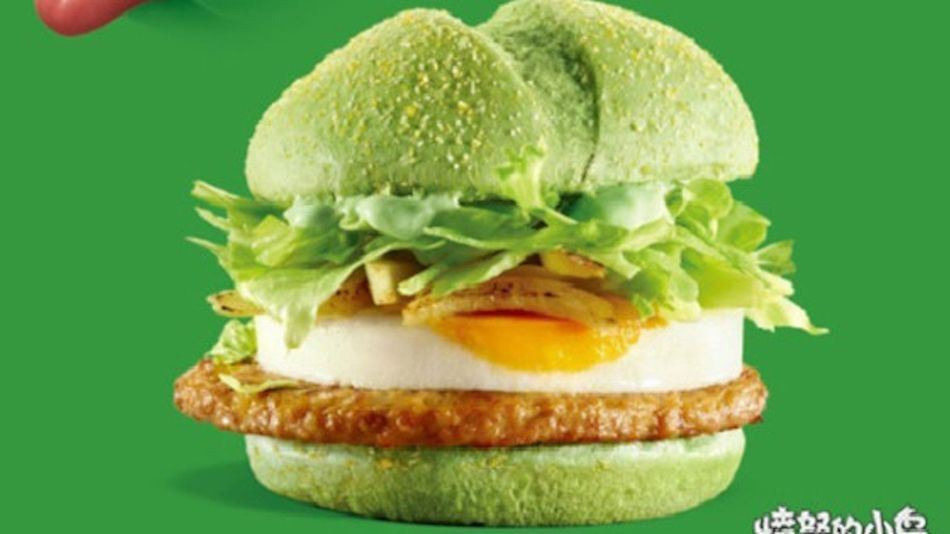 Angry Bird Themed Burgers From McDonalds