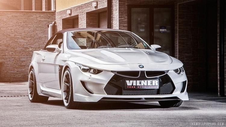 Stormtrooper-Inspired BMW M6