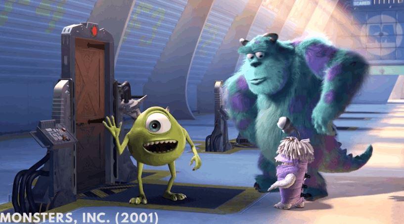 Evolution of Pixar
