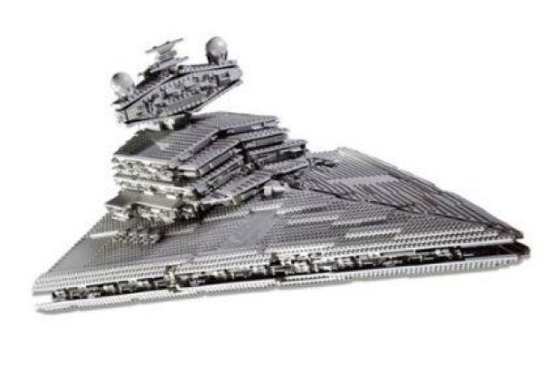 The Imperial Star Destroyer