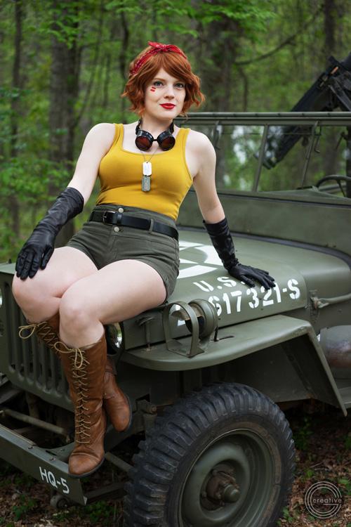 Hawkgirl Cosplay (8)