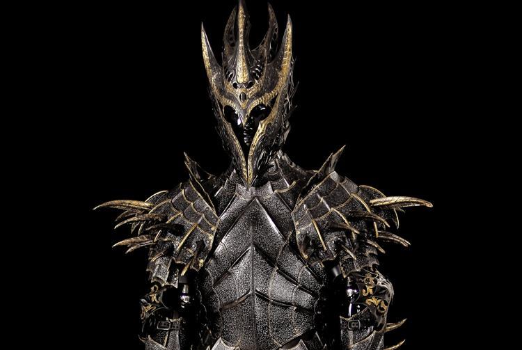 Sauron Custom Leather LOTR-Inspired ArmorSauron Custom Leather LOTR-Inspired Armor