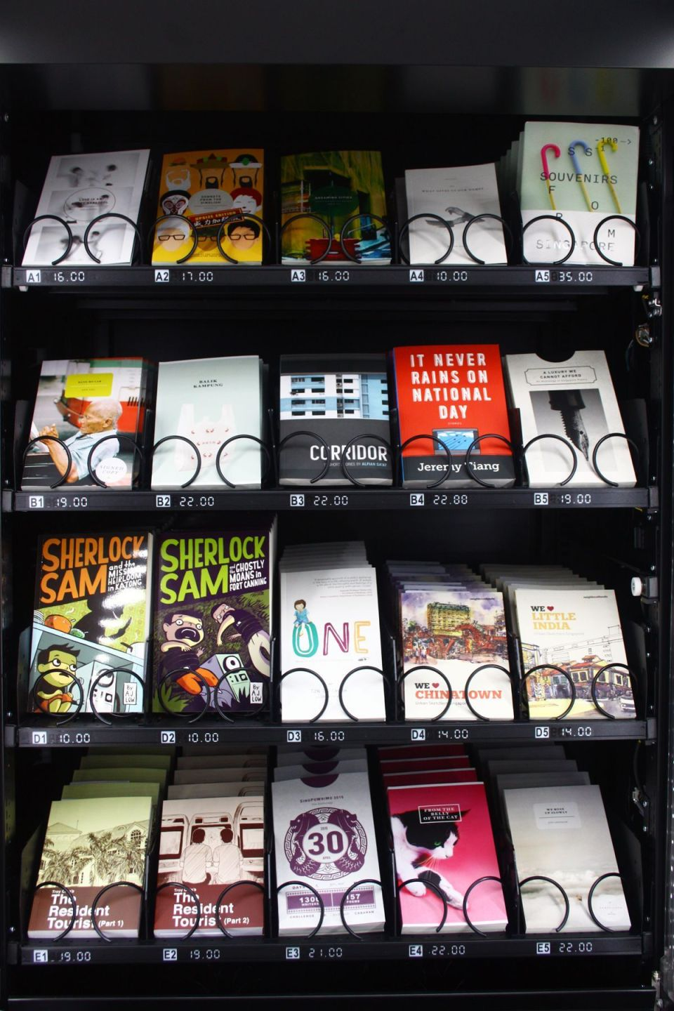 Vending Machines That Sell Books  (4)