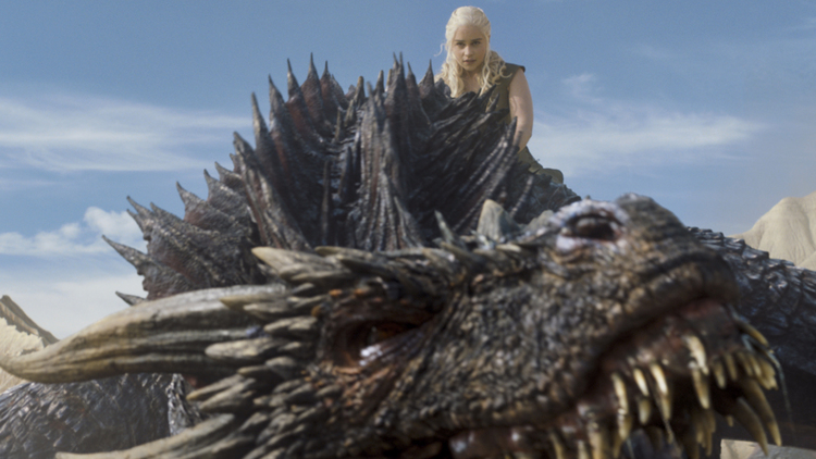 GAME OF THRONES and HOW TO TRAIN YOUR DRAGON Mashup