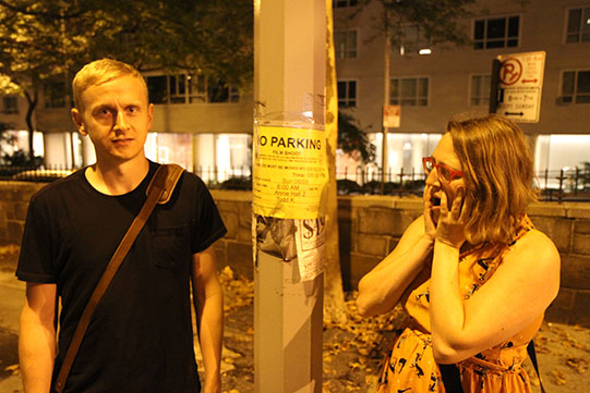 Pranksters Post Fake Film Shoot 'No Parking' Signs Across NYC