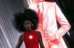 Iron Man is a 15-Year-Old Black Girl