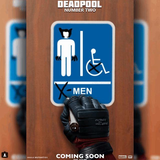 DEADPOOL 2 Fan Poster