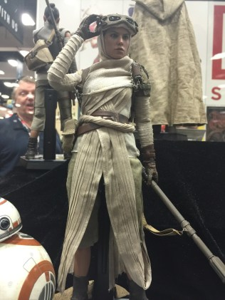 Sideshow Collectibles Action Figures at Comic-Con