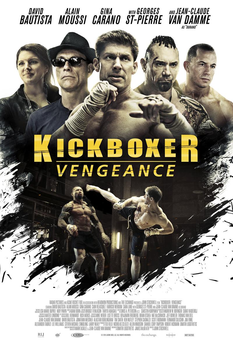 Kickboxer Vengeance  (1)