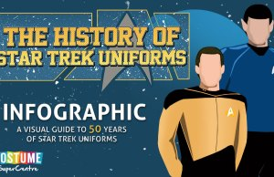 Star Trek Uniforms