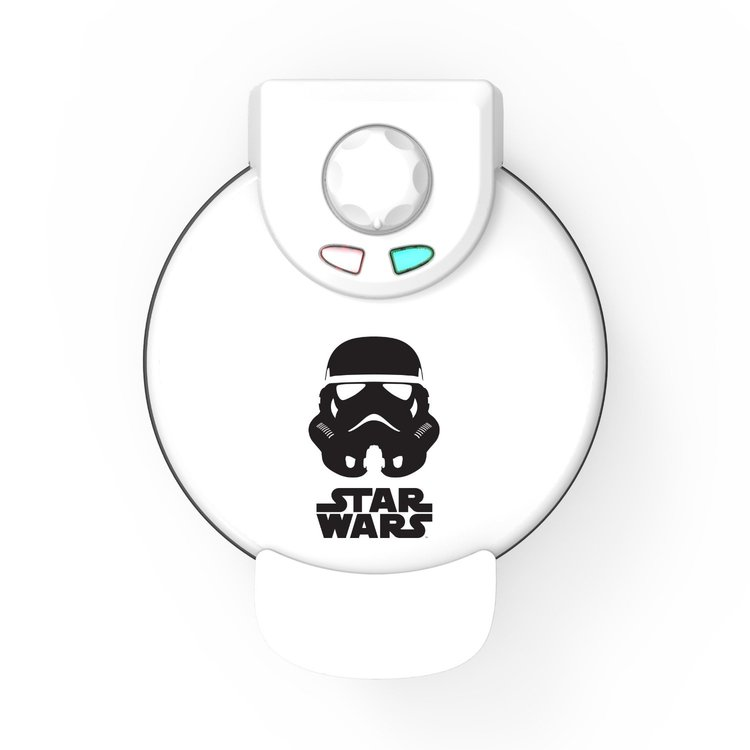Stormtrooper Waffle Maker