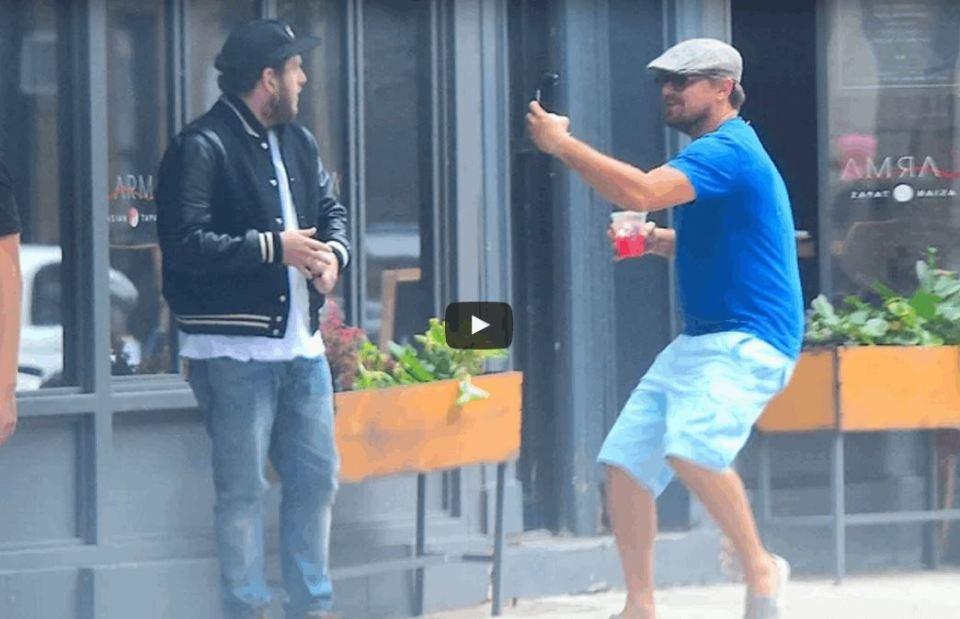 Leonardo DiCaprio Pranks Jonah