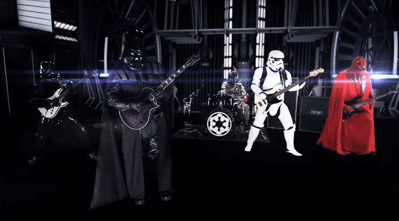 The Galactic Empire Band