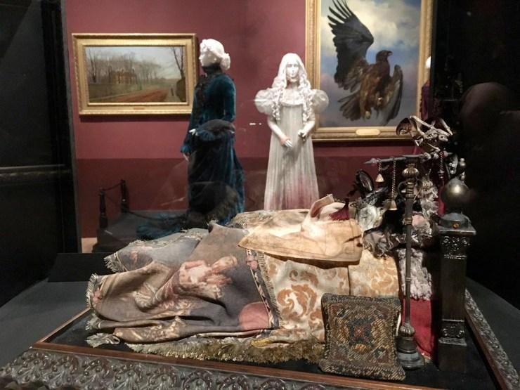 Guillermo Del Toro Shares His Bleak House Art Exhibit (3)