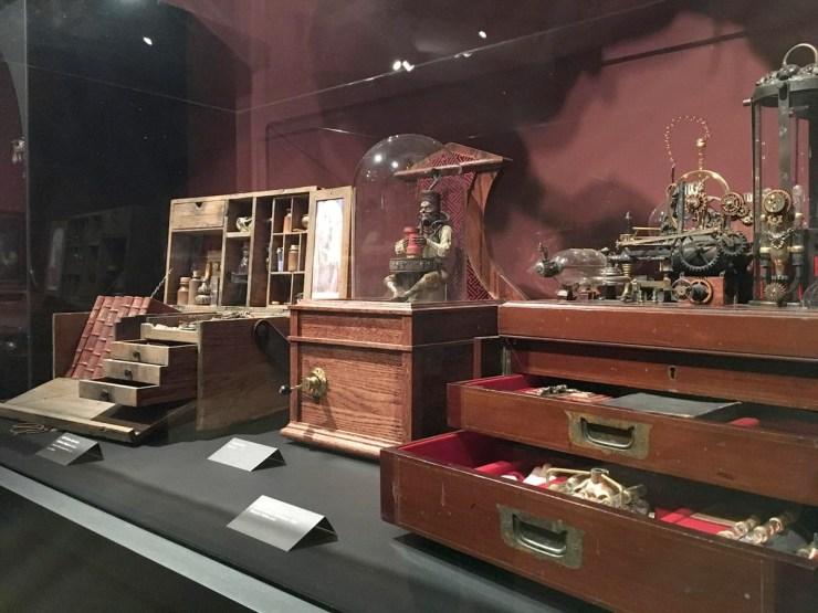 Guillermo Del Toro Shares His Bleak House Art Exhibit (6)