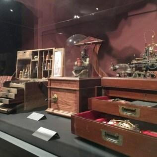 Guillermo Del Toro's Bleak House Art Exhibit