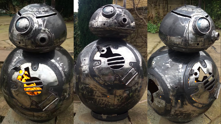 BB-8 Fire Pit