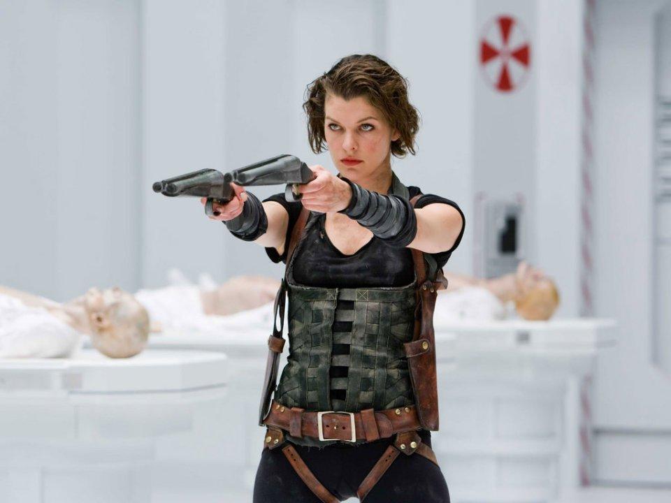 Alice in the Resident Evil films