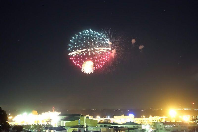 Pokémon Fireworks