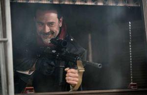 Negan is Shooting In New Walking Dead Season 7 Photo
