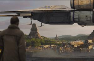 New U-Wing Vehicle