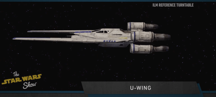 New U-Wing Vehicle