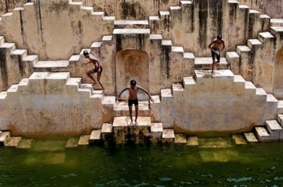 Chand Baori, India