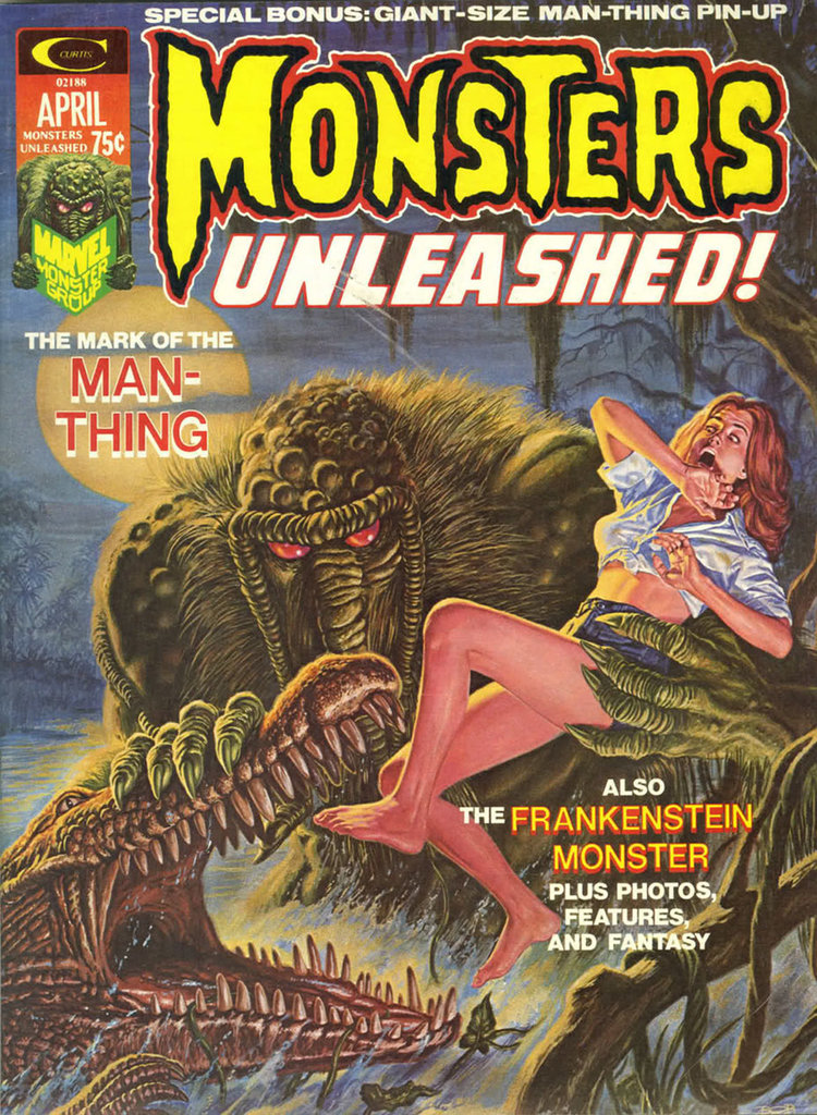 MONSTERS UNLEASHED