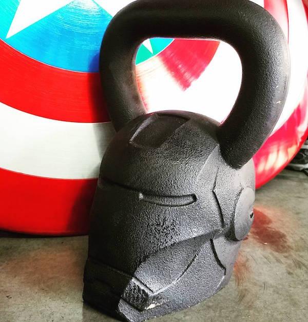 Iron Man Kettlebells
