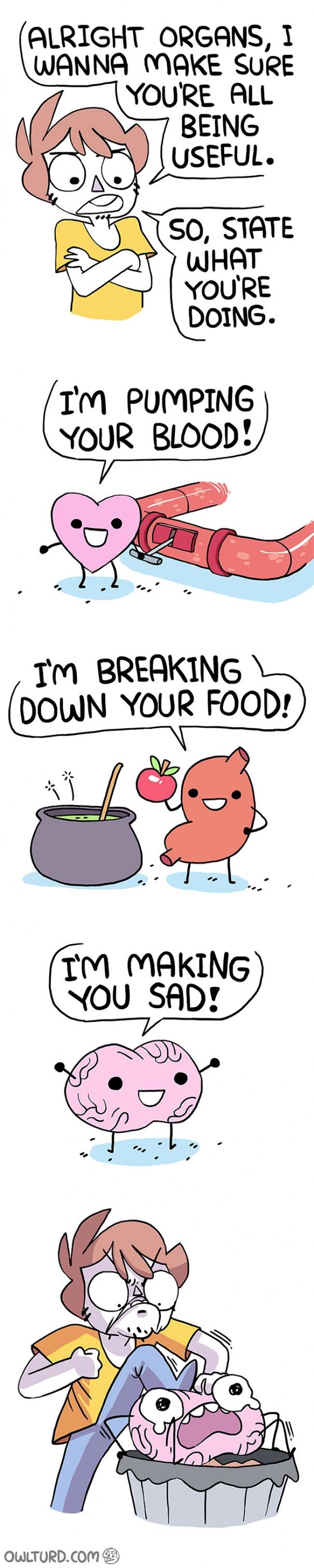 Hilarious Comic Strips
