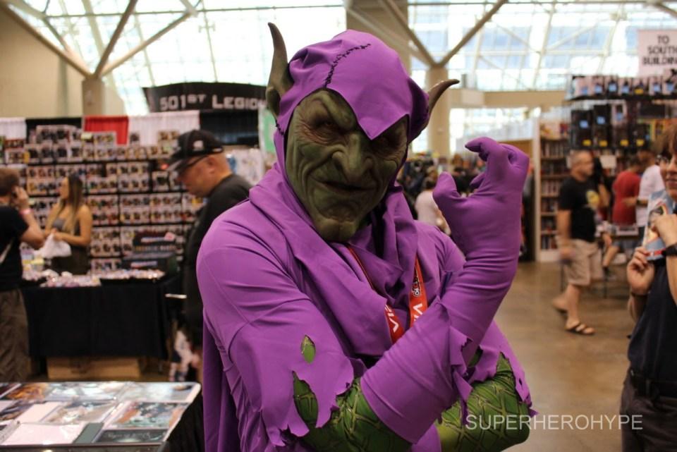 Marvel Cosplay Fan Expo Canada