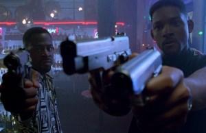 Detectives Mike Lowrey & Marcus Burnett