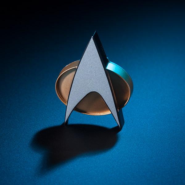 Star Trek: The Next Generation Bluetooth Communicator Badge