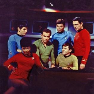 STAR TREK Series Behind-The-Scenes Photos