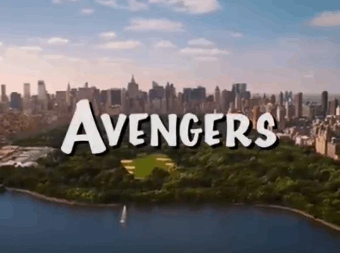 Fun Little Video Imagines Avengers as a '90s TV Show | FizX