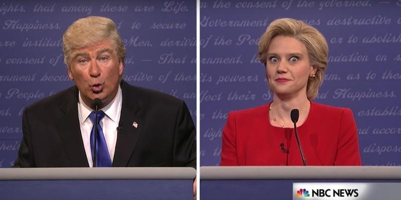 Donald Trump Impression