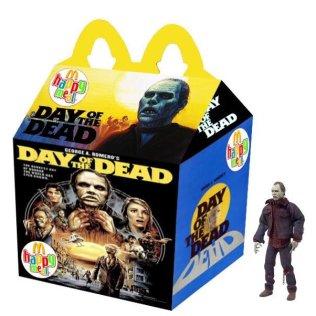 Happy Meal Horror Movie Designs