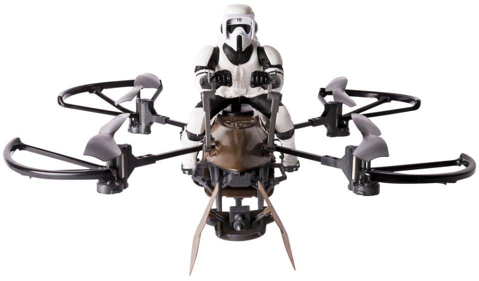 Speeder Bike Drones