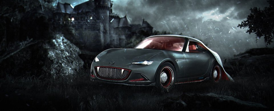 Cars as Iconic Horror Movie CharactersCars as Iconic Horror Movie Characters