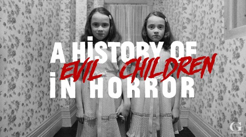 History Of Evil Children