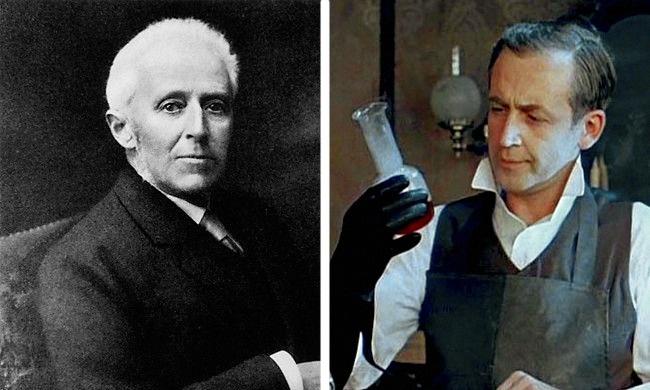 Sherlock Holmes — Professor Joseph Bell