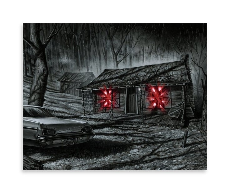 Homes From The Horror Movies