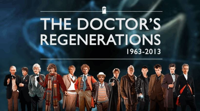 Doctor Who Regeneration