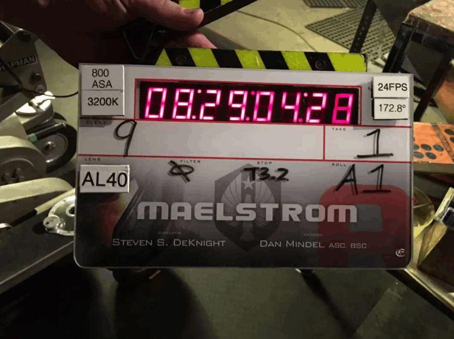 Pacific Rim: Maelstrom
