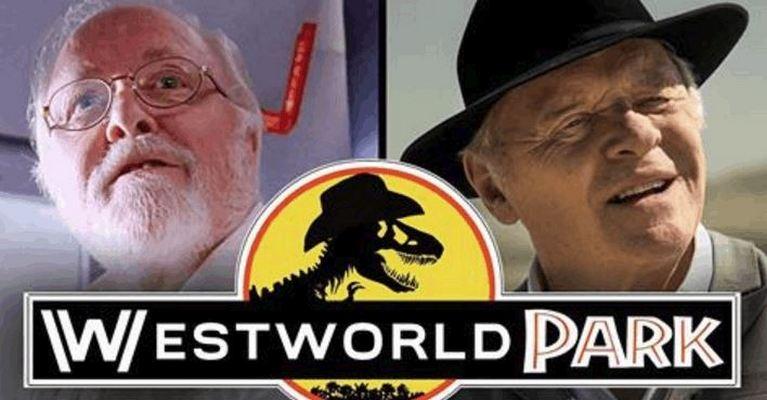 Westworld and Jurassic Park